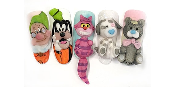 3D Cartoon Characters with Vikki Taylor Dodds