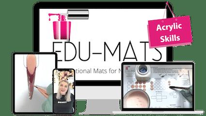 Edu Mat Acrylic Skills Course