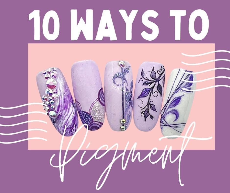 Nail Art Pigment Course